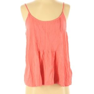 NWT Old Navy Pink Spaghetti Strap Blouse S